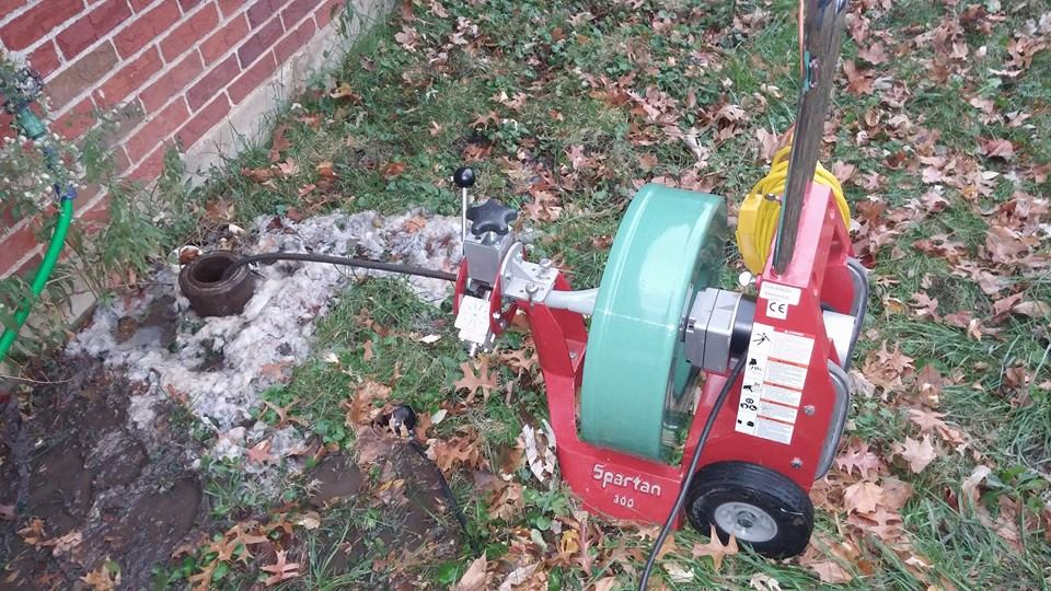Sewer Cleaning St. Louis Mo